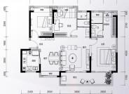 约113㎡ 3房2厅2卫