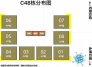 C48栋分布图